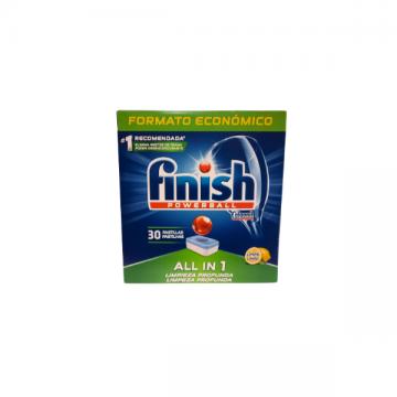 Pastillas lavavajillas (30uds)