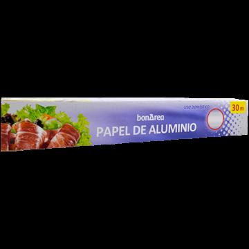Papel aluminio (30mts)