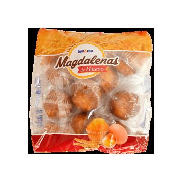 Magdalenas de huevo (330gr)