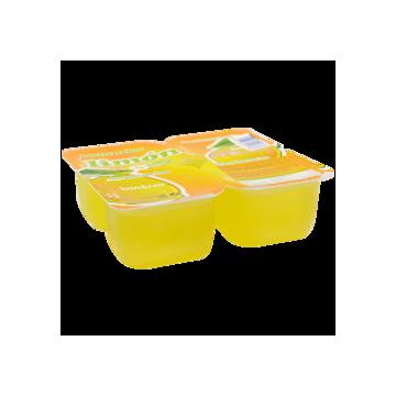 Gelatina de limón (4x125gr)
