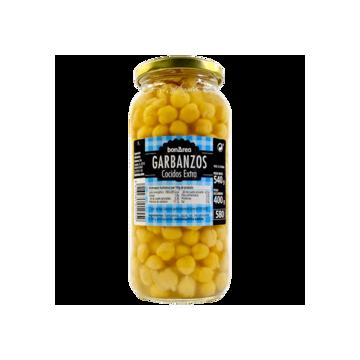 Garbanzo cocido (580ml)