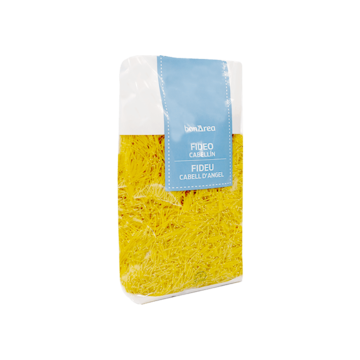 Pasta fideo cabellin (500gr)