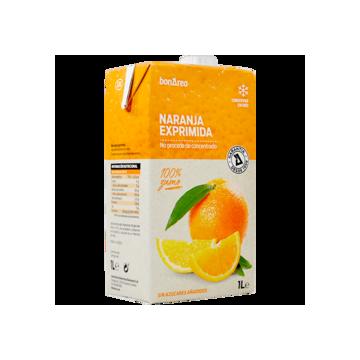 Zumo naranja exprimida (1l)