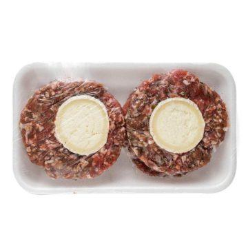 Hamburguesa ternera+queso...