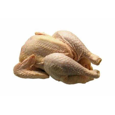 Pollo entero de Menorca