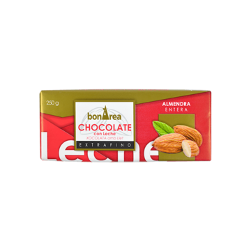 Chocolate con leche y...
