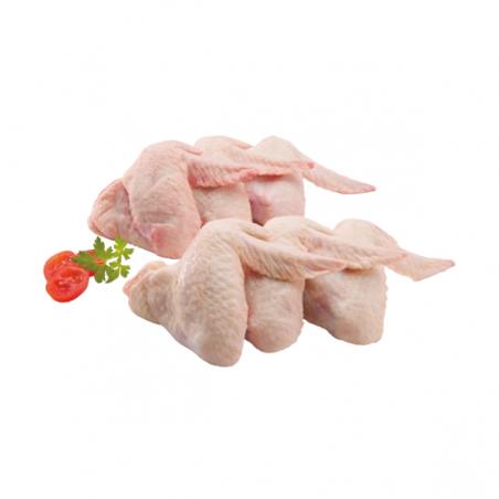 Alitas de pollo de Menorca