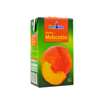 Nectar de melocotón sin...