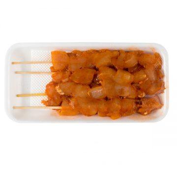 Pinchitos pollo de Menorca...