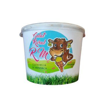 Helado leche RM tarrina...