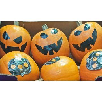 """Calabaza """"Halloween"""" (unidad)"""